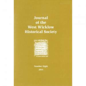No. 8 Journal of the West Wicklow Historical Society